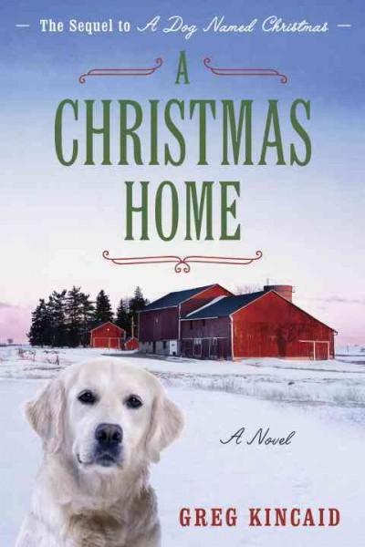 A Christmas Home by Greg Kincaid