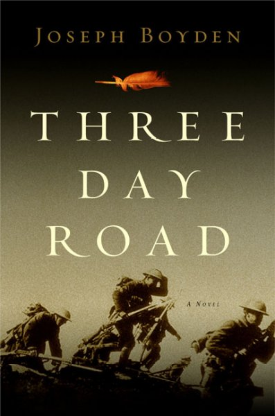 three day road essays The essay on christ above elijah and moses  expected their messiah to act and behave both jesus and elijah raised people from the dead as well as they provided for  historic, jewish jesus.