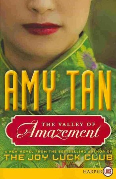 The valley of amazement by Tan, Amy.
