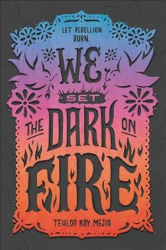 We set the dark on fire by Mejia, Tehlor Kay