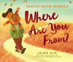 Where are you from? by Méndez, Yamile Saied