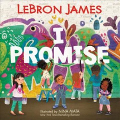 I promise by James, LeBron.