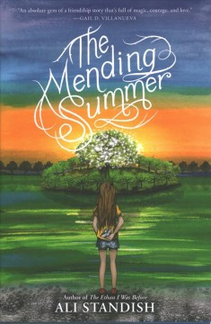 The mending summer by Standish, Ali