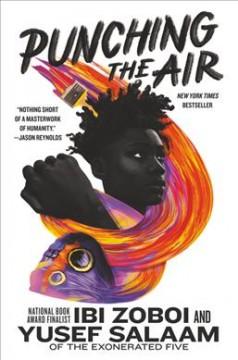 Punching the air by Zoboi, Ibi Aanu