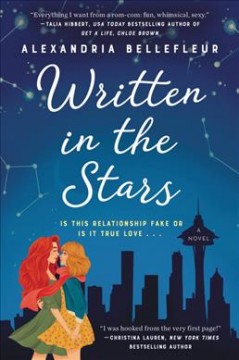 Written in the stars : a novel by Bellefleur, Alexandria.