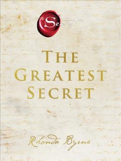 The greatest secret by Byrne, Rhonda