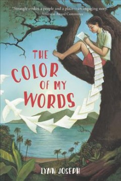 The color of my words by Joseph, Lynn.