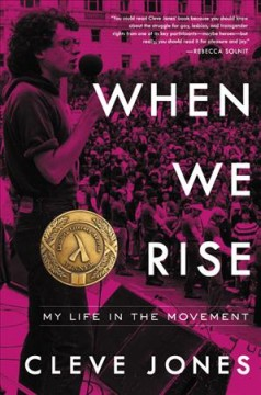 When we rise : my life in the movement by Jones, Cleve