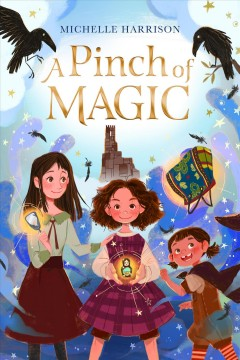 A pinch of magic by Harrison, Michelle