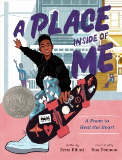 A place inside of me : a poem to heal the heart by Elliott, Zetta