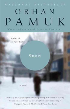 Snow / Orhan Pamuk