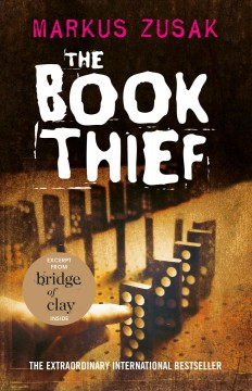 The book thief by Zusak, Markus