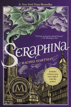 Seraphina : a novel by Hartman, Rachel