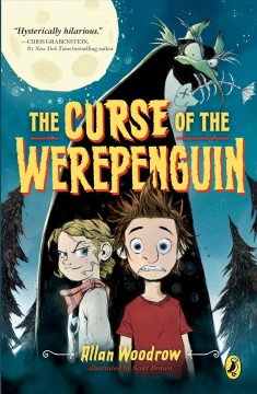 The curse of the Werepenguin by Woodrow, Allan.