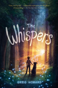 The whispers by Howard, Greg