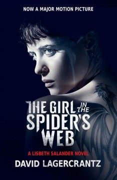 The girl in the spider's web by Lagercrantz, David
