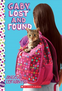 Gaby, lost and found by Cervantes, Angela