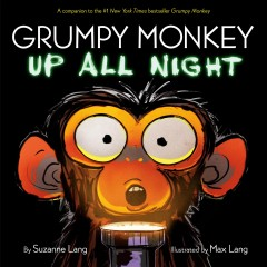 Grumpy monkey up all night by Lang, Suzanne