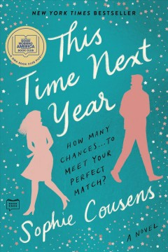 This time next year by Cousens, Sophie