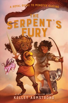 The serpent's fury by Armstrong, Kelley