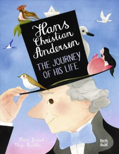 Hans Christian Andersen : the journey of his life by Janisch, Heinz