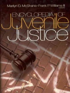 Encyclopedia of Juvenile Justice cover
