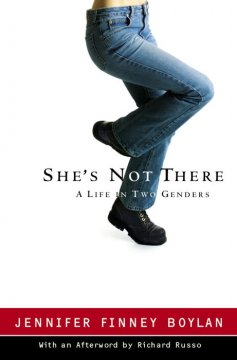 She's not there : a life in two genders by Boylan, Jennifer Finney