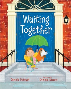 Waiting together by Dufayet, Danielle
