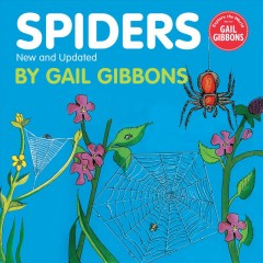 Spiders by Gibbons, Gail