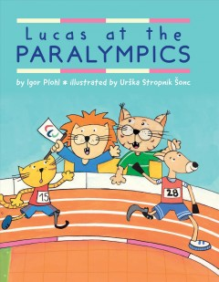 Lucas at the Paralympics by Plohl, Igor