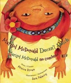 Marisol McDonald doesn't match by Brown, Monica