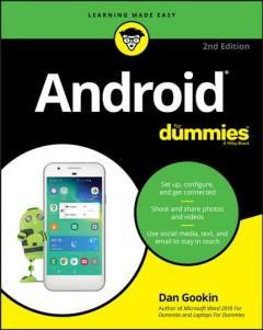 Android by Gookin, Dan