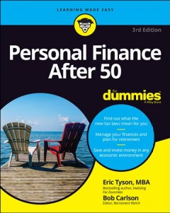 Personal finance after 50 for dummies by Tyson, Eric