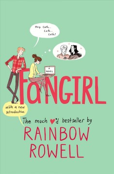 Fangirl by Rowell, Rainbow.