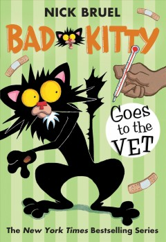 Bad kitty goes to the vet by Bruel, Nick
