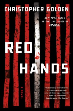 Red hands by Golden, Christopher