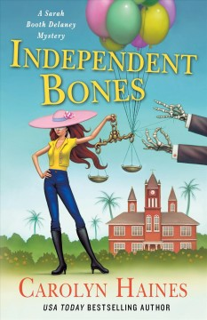 Independent bones by Haines, Carolyn