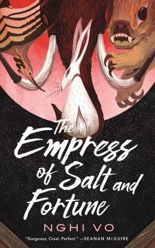 The empress of salt and fortune by Vo, Nghi