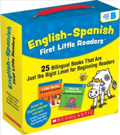 English-Spanish First Little Readers: Guided Reading Level B : 25 Bilingual Books That Are Just the Right Level for Beginning Readers by Charlesworth, Liza