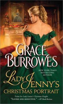 Lady Jenny's Christmas portrait / Grace Burrowes