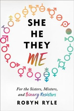 She/he/they/me : the great exploration of the different paths that make you you by Ryle, Robyn