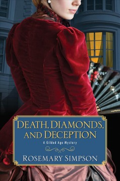 Death, diamonds, and deception by Simpson, Rosemary