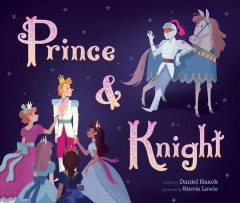 Prince & knight by Haack, Daniel
