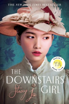 The downstairs girl by Lee, Stacey