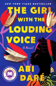 The girl with the louding voice : a novel by Daré, Abi