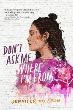 Don't ask me where I'm from by De Leon, Jennifer