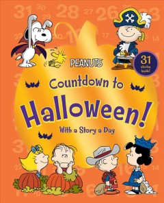 Countdown to Halloween! : with a story a day by Schulz, Charles M.