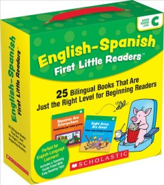 English-Spanish first little readers. 25 bilingual books that are just the right level for beginning readers   Guided reading level C : by Charlesworth, Liza