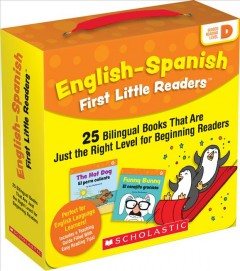 English-Spanish first little readers. 25 bilingual books that are just the right level for beginning readers   Guided reading level D : by Charlesworth, Liza