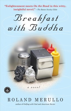 Breakfast with Buddha book cover